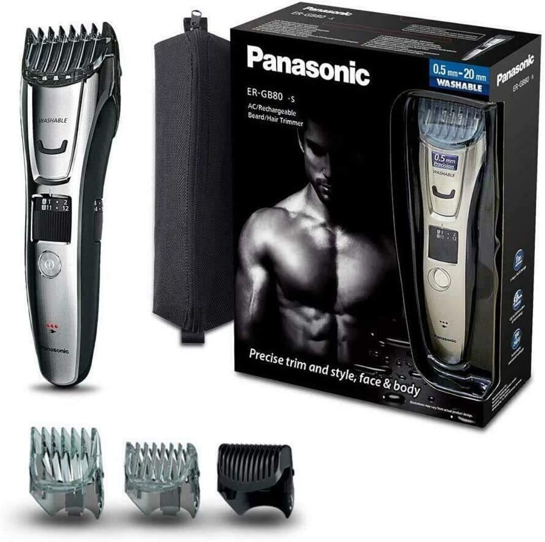 Panasonic ER-GB60-K503: la recensione dopo 3 mesi di utilizzo