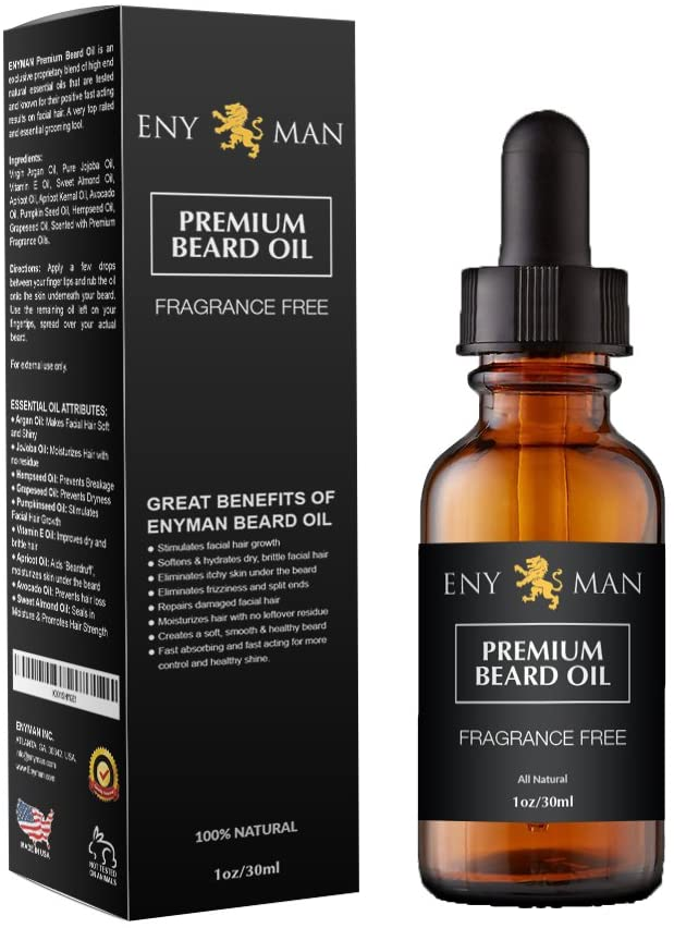 ENYMAN Premium Beard Oil