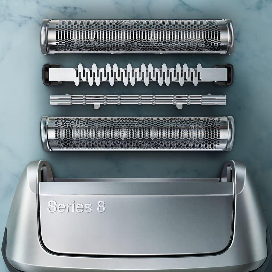 Braun Series 8 8385cc recensione