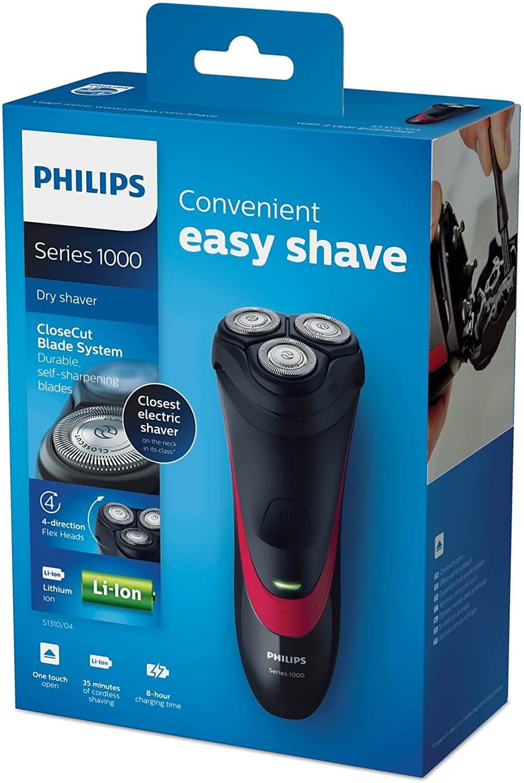 Il rasoio Philips S1310/04
